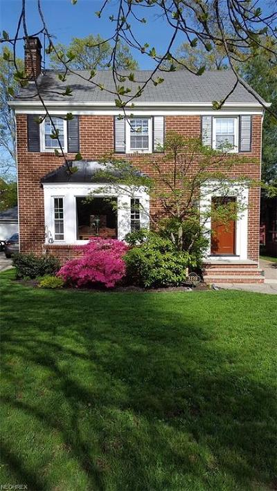 Single Family Home For Sale: 3139 West 159 St