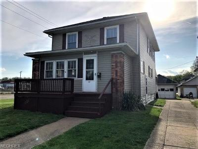 Zanesville Single Family Home For Sale: 817 Lexington Ave