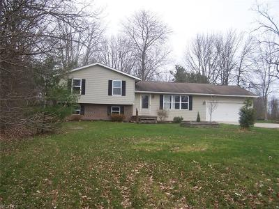 Single Family Home For Sale: 4550 Weymouth Rd