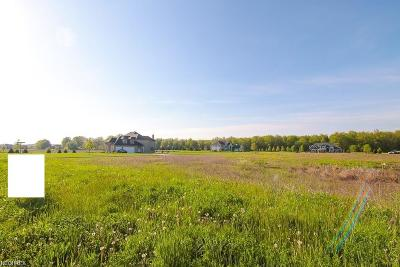 Columbia Station Residential Lots & Land For Sale: Springfield Cir