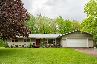 Single Family Home For Sale: 6960 North Meadow Dr