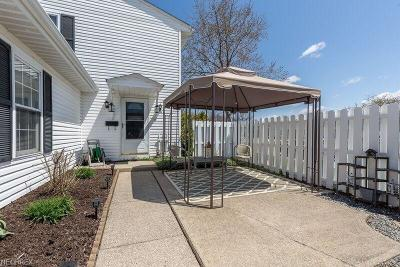 Mentor Condo/Townhouse For Sale: 8013 Independence Dr #A