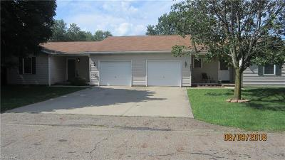 Stark County Multi Family Home For Sale: 4407 28th St Northeast