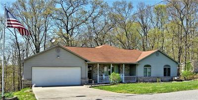 Little Hocking Single Family Home For Sale: 152 South Bruce St