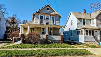 Fairport Harbor Multi Family Home For Sale: 319 New 4th St