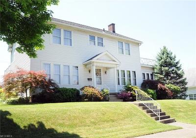 Guernsey County Single Family Home For Sale: 1130 Steubenville Ave