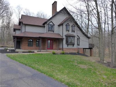 Chagrin Falls Single Family Home For Sale: 17565 Stockton Ln
