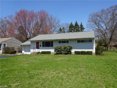 Painesville Township Single Family Home For Sale: 66 Clairmont Dr