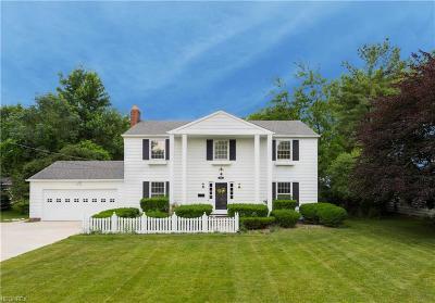 Bay Village Single Family Home For Sale: 558 Bradley Rd