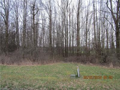 Ashtabula County Residential Lots & Land For Sale: Leffingwell Drive