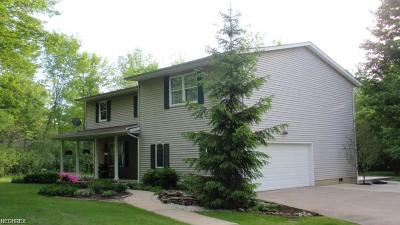Chagrin Falls Single Family Home For Sale: 19176 Brookfield