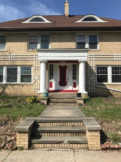 Cuyahoga County Multi Family Home For Sale: 1860 Lee Rd