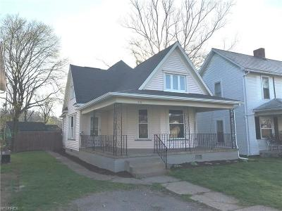 Single Family Home For Sale: 437 Fair Ave Northeast