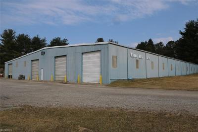 Muskingum County Commercial For Sale: 393 Mound Rd