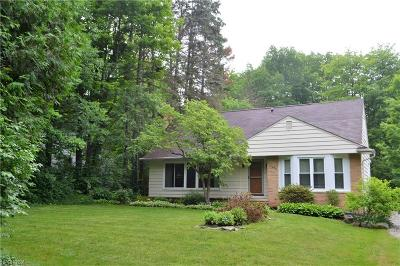 Bainbridge Single Family Home For Sale: 17129 Sunset Dr