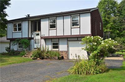 Warren Single Family Home For Sale: 625 Rosegarden Dr Northeast