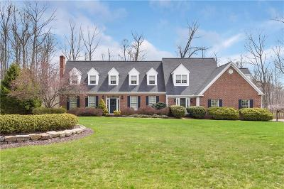 Canfield Single Family Home For Sale: 5455 Woodland