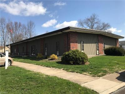 Guernsey County Commercial For Sale: 1175 13th St