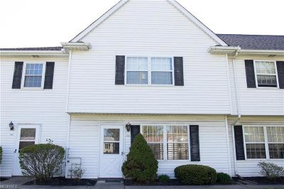 Willoughby Condo/Townhouse For Sale: 3135 Lost Nation Rd #B