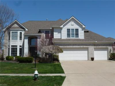 Strongsville Single Family Home For Sale: 11663 Coopers Run