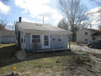 Avon Lake Single Family Home For Sale: 131 Oakwood Dr