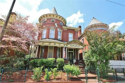 Zanesville Single Family Home For Sale: 57 South 7th St