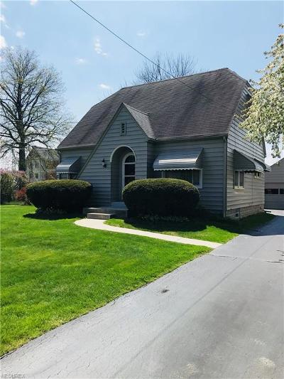 Boardman Single Family Home For Sale: 37 Romaine Ave