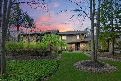 Brecksville Single Family Home For Sale: 5408 Valley Parkway