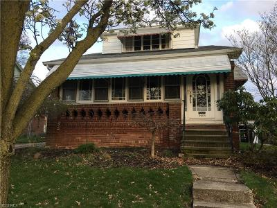 Cleveland OH Single Family Home For Sale: $99,900