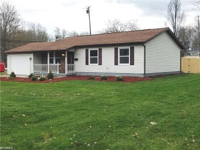 Geneva Single Family Home For Sale: 26 Roosevelt Dr