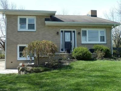 Single Family Home For Sale: 534 Hartzell Rd