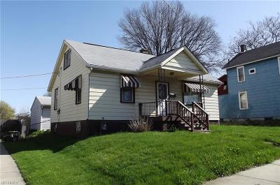 Alliance OH Single Family Home Sold: $26,000