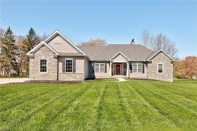 Willoughby Hills Single Family Home For Sale: 2532 Maple Hill