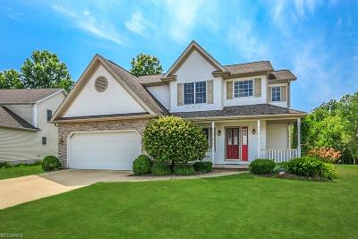 Painesville Township Single Family Home For Sale: 956 Pebble Beach Cv
