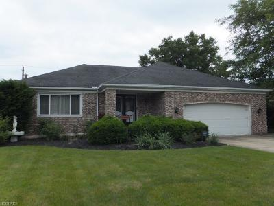 Independence Single Family Home For Sale: 6952 Carol Dr