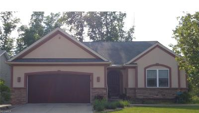 Middlefield Single Family Home For Sale: 15134 Woodsong Dr