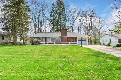 Canfield Single Family Home For Sale: 103 Skyline Dr