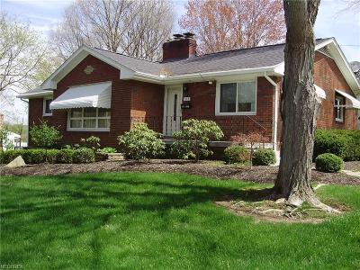 Hubbard Single Family Home Active Under Contract: 153 Oak Knoll Drive