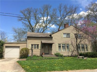 Newton Falls Single Family Home For Sale: 65 E Liberty Street