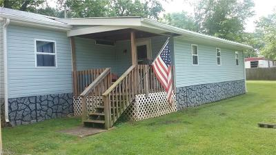 Waterford OH Single Family Home For Sale: $44,500