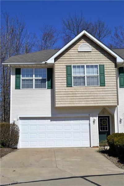 Aurora Condo/Townhouse For Sale: 46 Elm Creek Way