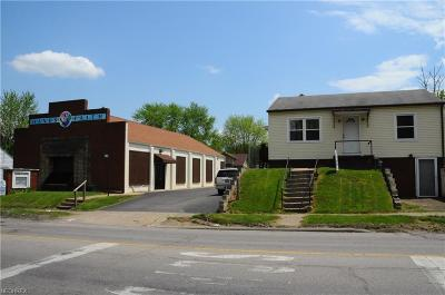 Zanesville Commercial For Sale: 830 Pine St