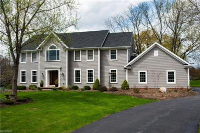 Geauga County Single Family Home For Sale: 25 Annandale Dr