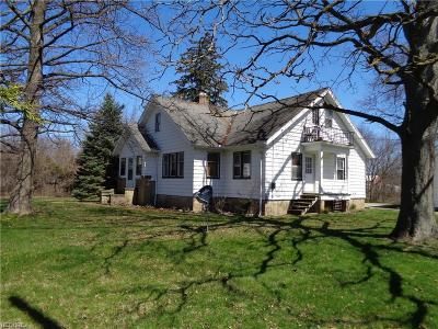 North Ridgeville Single Family Home For Sale: 8605 Root Rd