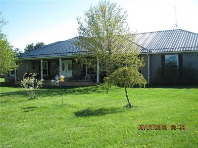New London OH Single Family Home For Sale: $230,000
