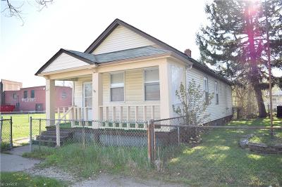 Cleveland Single Family Home For Sale: 1972 West 47th St