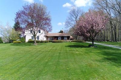 Canfield Single Family Home For Sale: 8110 West Calla Rd