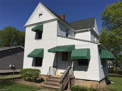 Medina Single Family Home For Sale: 124 North Vine St
