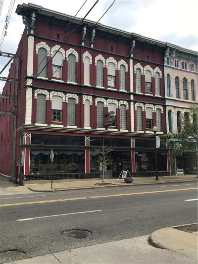 Muskingum County Commercial For Sale: 621 Main St