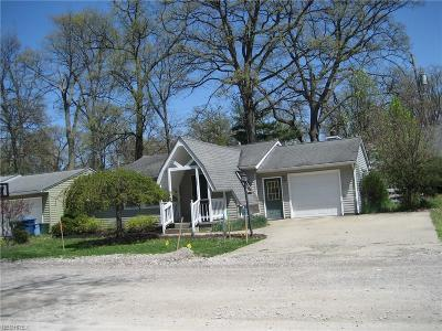 Avon, Avon Lake Single Family Home For Sale: 263 South Point Dr